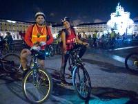 Lisbon Night Geo-Bike Tour - GeocoinFest 2012