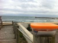 Praia da Aguda em Arcozelo, Vila Nova de Gaia Foto By: TFMartins