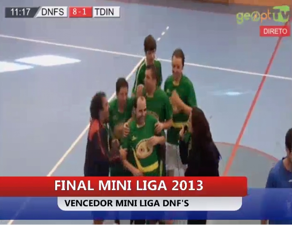 Mini Super Liga Geopt 2013 - Fase Final