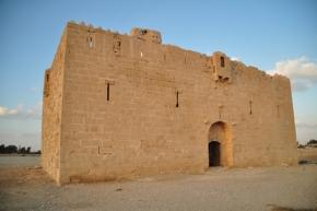 Locais: al-Qatraneh, o forte do deserto